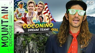 MTN OUTHOUSE NEWS - Coconino Dream Team Assembles, UTWT Cheaters Caught! 100M WR Holder Dominates
