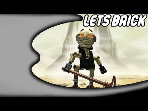 Lets Brick: Bionicle - 8542 Onewa