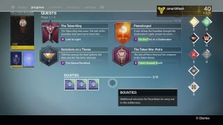 Destiny the collection multiplayer gameplay the taken king part 4  ps4 live