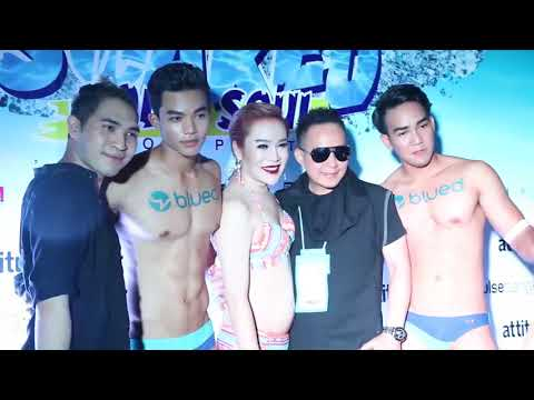 Jax Phoenix Attitude Soaked Your Soul Pool Party @Pullman Bangkok King Power