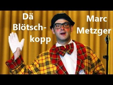 Marc Metzger Youtube