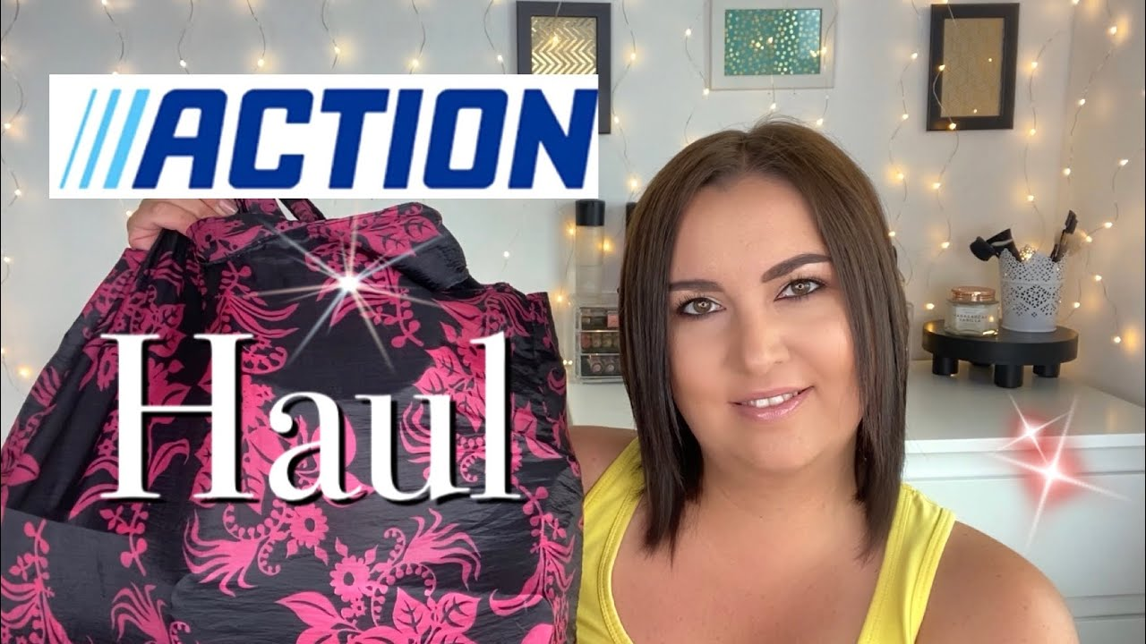 XXL ACTION HAUL Juli 2020 || DESI