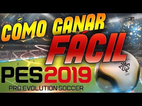 CÓMO GANAR FÁCIL - TUTORIAL PES 2019