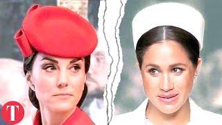 Queen Elizabeth Shuts Down Meghan Markle's Split From Royal Household