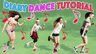 haschak sisters diary dance tutorial