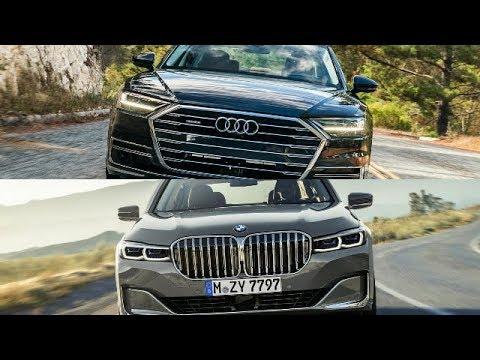 2020 BMW 750LI VS 2019 AUDI A8 L