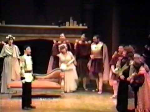THE GRAND DUKE  (Gilbert & Sullivan)  Act II (with subtitles)