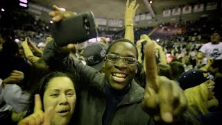 UConn Students Celebrate Winning National Championship