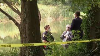 Fisherman Hooks Dead Body in Central Park's Harlem Meer   NBC New York