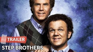 Step Brothers 2008 Trailer HD | Will Ferrell | John C. Reilly