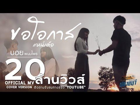 ขอโอกาสแหน่เด้อ - บอย พนมไพร【COVER MV】