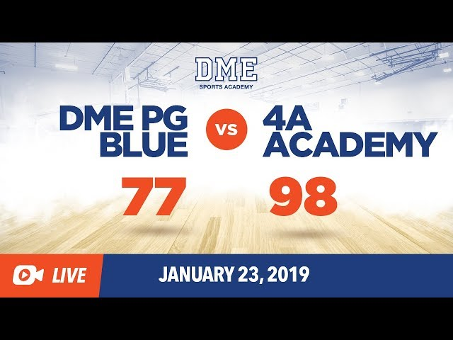 DME PG Blue vs 4A