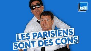 N°163 Les parisiens sont des cons - La chronique culturelle de Violaine