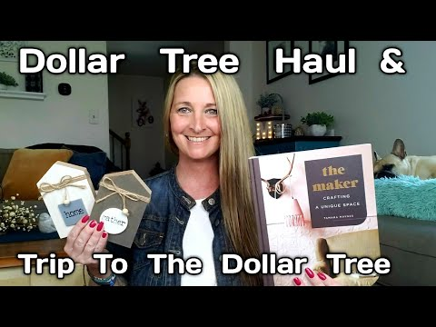 Dollar Tree Haul * PLUS * Trip To The Dollar Tree | All NEW Items| DIY Ideas| July 23