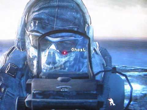 Ghosts Face In Modern Warfare 2 Not Fake