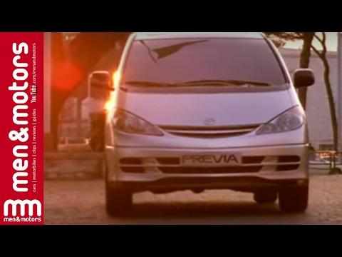Top 10 MPVs 2001: Toyota Previa