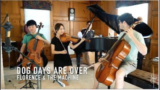 DOG DAYS ARE OVER   Florence + the Machine    JHMJams Cover No.251