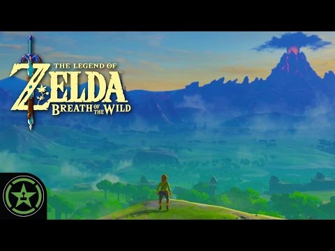 Let's Watch - Zelda: Breath of the Wild