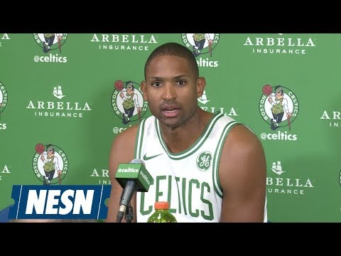 Al Horford On The Celtics Roster Changes This Offseason