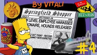 "[LP] The Simpsons Hit & Run ""Blbá Líza!"" #2 2.Část By Vitali"
