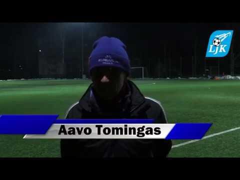 Intervjuu Aavo Tomingasega