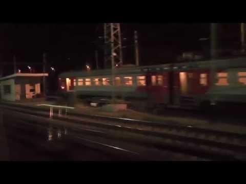 Поездка на поезде №511/512 Москва — Адлер