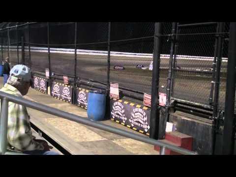Electric Powered Midget Ocala ( Bubba Speedway ) Thursday Feb 9 2012