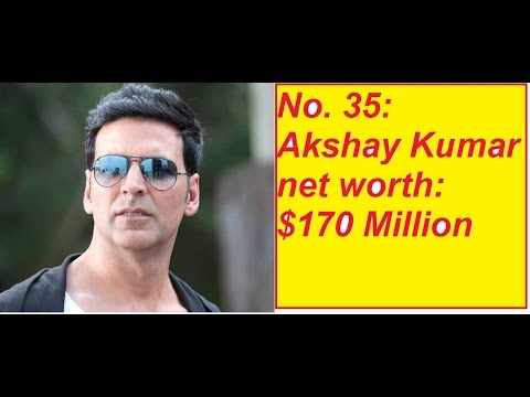 top 40 Richest Actors in the world
