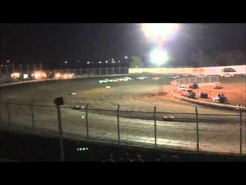 Flyin Ryan Powers Kennedale Speedway Park 4.2.16