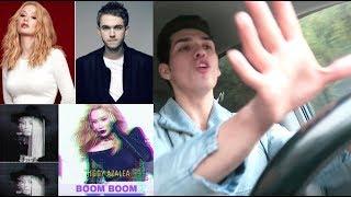 Iggy Azalea Ft. Zedd - Boom Boom Reaction!