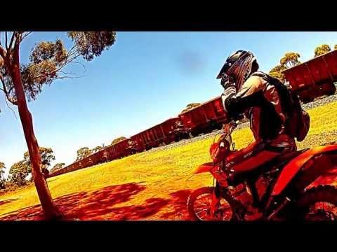 Riding Kalgoorlie
