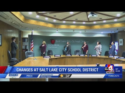Is there a cloud of secrecy involving the Salt Lake City School District Board?