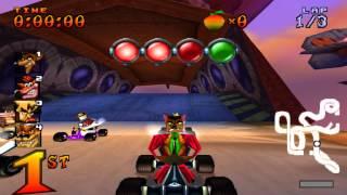 Crash Team Racing часть10