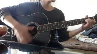 Doi mat - Wanbi Tuan Anh - Guitar cover