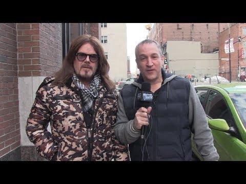 Doogie White Interview-talks Michael Schenker Fest, Iron Maiden '93 Audition