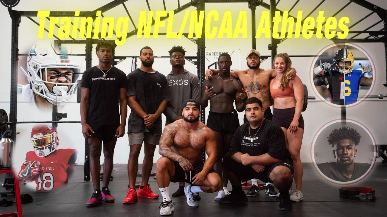 Training NFL & D1 Football Athletes | Jaylin Hawkins | Nik Needham | Jojo Hawkins | Reggie Strong JR