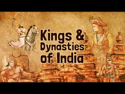 Kings and Dynasties of India - Rulers of India and More History Videos - Mocomi Kids