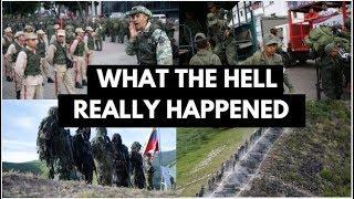 Venezuela Readies For U.S Invasion, H3H3 Sargon Legal YouTube Limbo
