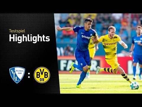 Highlights: VfL Bochum - BVB 2:2