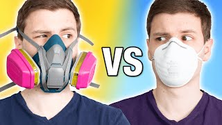 Coronavirus: What Type Of Mask Should You Get To Protect Against It? N95? P100? Respirator?