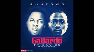 Runtown ft  Davido    Gallardo Prod  TSpice NEW OFFICIAL 2014