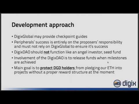 DigixDAO Introduction to Webinar Series #1
