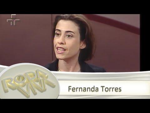 Fernanda Torres - 16/02/1998