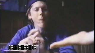 """Sonic Youth """"Dirty Boots"""" LIVE - 1991 TYPB Rough Cut"""
