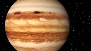 Solar System Fly Through