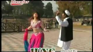 ta lal pari ye jenay  jang filam song raheem shah and gul panra  2012.