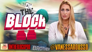 Vanessa Rousso | On the Block | Big Brother 17 | Game Rundown