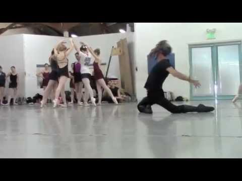 Inland Pacific Ballet - Making of Beauty and the Beast (PART IV)