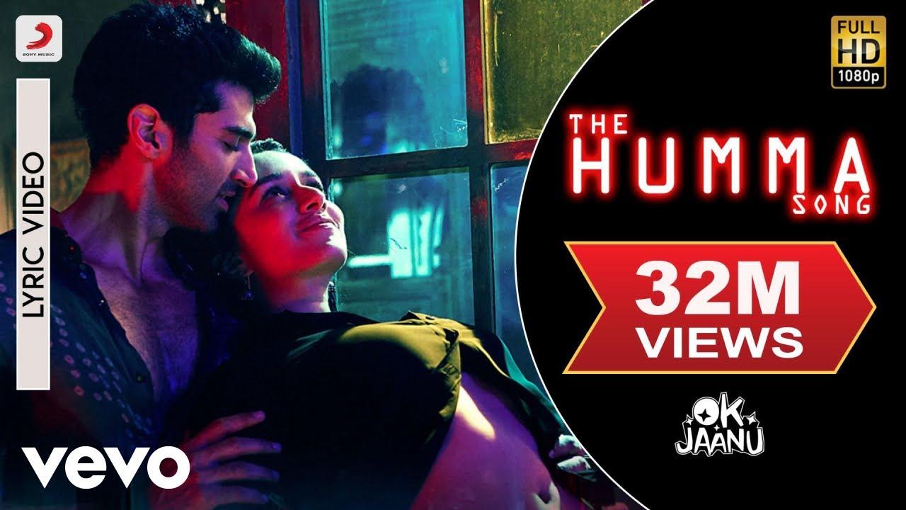 The Humma Song — OK Jannu  /Shraddha  / Aditya  / A.R. Rahman, Badshah, Tanishk