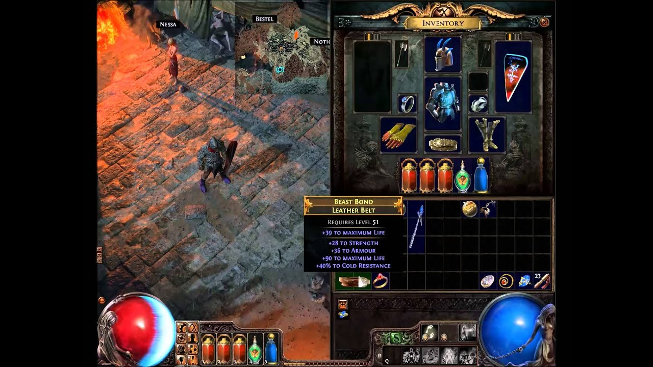 path of exile blessed orb youtube